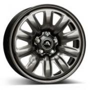Rad 6½Jx16 ALCAR Hybr. VW  alufelni, ALCAR STAHLRAD Rad 6Jx15 Honda , Lemez felni, gumiabroncs, autógumi, autógumibolt, gumiabroncs webáruház, alufelni, acélfelni, acéltárcsa, lemezfelni