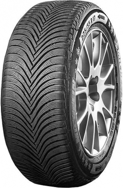 Michelin Alpin 5 DOT18 205/65R15 T