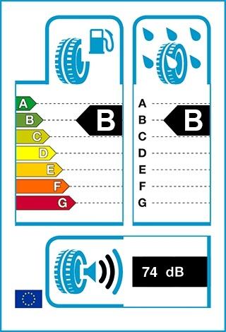 Continental EcoContact 5 XL 195/60R16 H Nyári gumi, Személy gumiabroncs