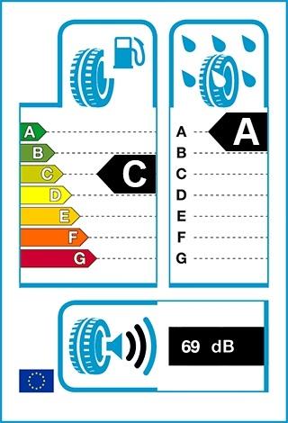 Hankook K115 Ventus Prime2 Seal 215/55R17 V Nyári gumi, Személy gumiabroncs