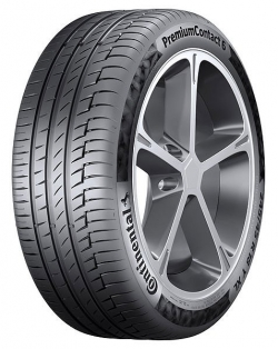 Continental EcoContact 6 Seal 235/55R18 V