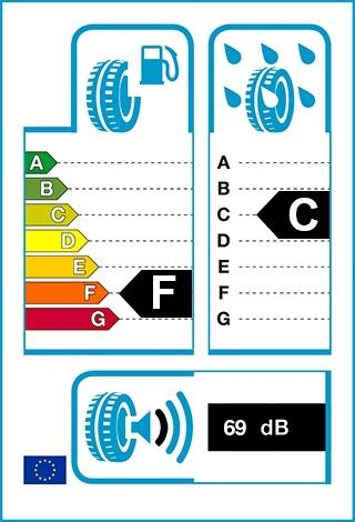 Falken AS200 XL MFS 215/55R17 V Négyévszakos gumiabroncs, Személy gumiabroncs