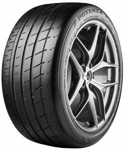 Bridgestone S007 RFT DOT15 315/35R20 Y