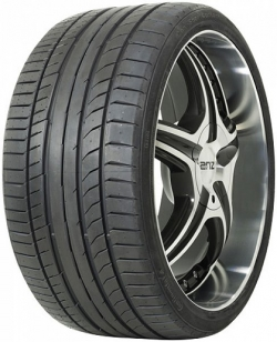 Continental SportContact 5P XL FR MO 255/40R20 Y